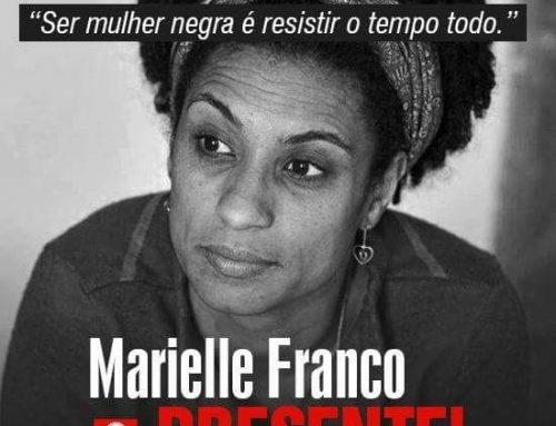 STEILAS  sindikatuak  Marielle  Francoren  erailketa  salatzen  du  eta  ahalik  eta  lasterren  argitzea  exijitzen  du